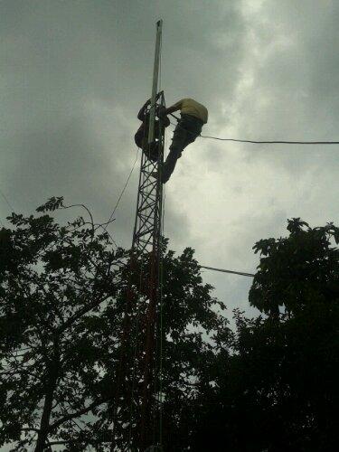 Torre de Santos - PP8WU