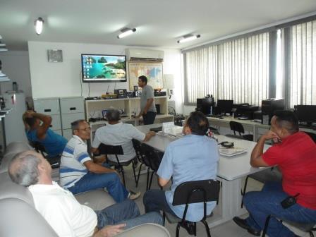 Curso de Informática na LABRE-AM